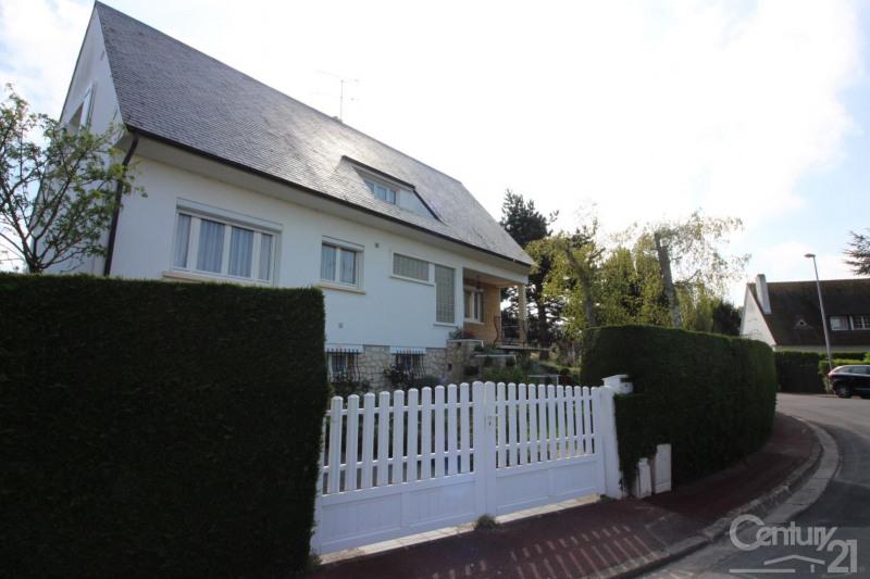 Vente de prestige maison / villa Tourgeville 577500€ - Photo 1