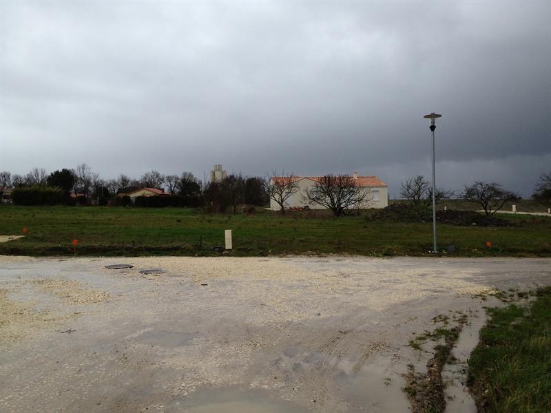 Terrain  de 375 m² Breuillet par MAISONS ARLOGIS ROCHEFORT