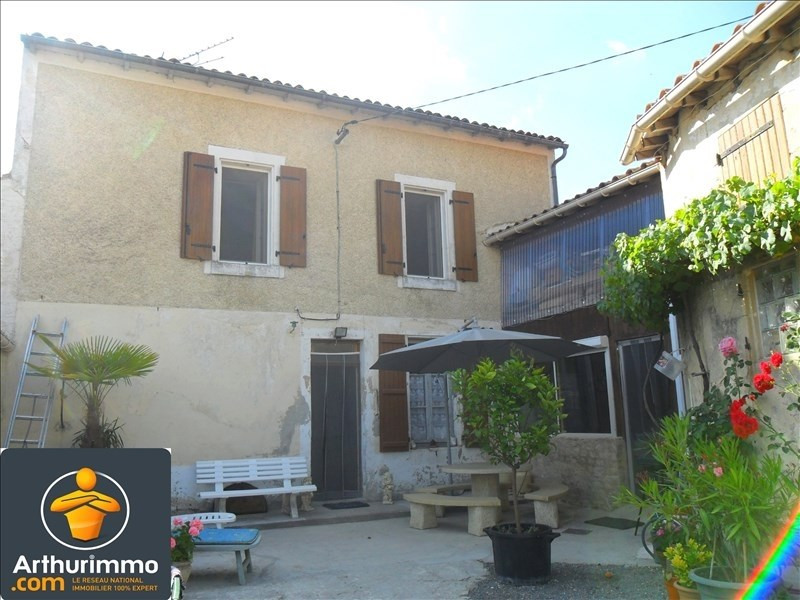 Sale house / villa Aulnay 75 600€ - Picture 1