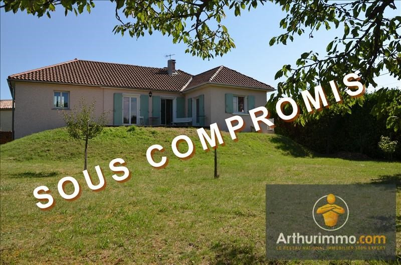 Vente maison / villa Peaugres 249000€ - Photo 1