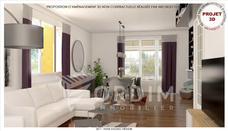 Vente maison / villa Beaulieu sur loire 129800€ - Photo 6