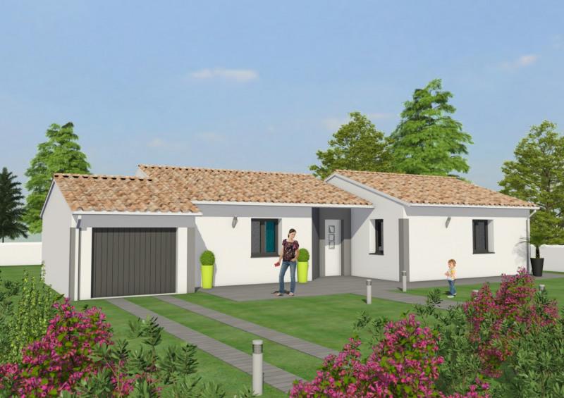 Maison  4 pièces + Terrain 750 m² Rouffiac par maisons coté soleil
