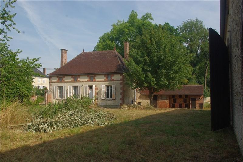 Vente maison / villa Flogny la chapelle 95000€ - Photo 1