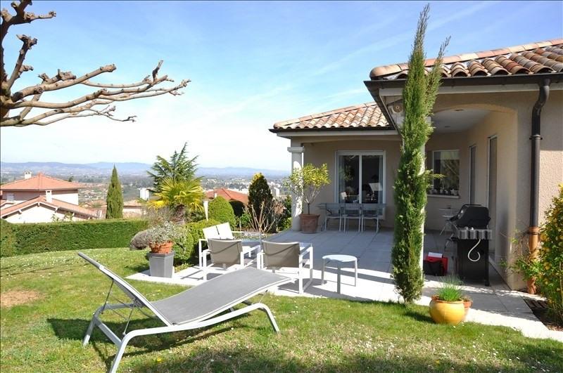 Vente maison / villa Pommiers 565000€ - Photo 2