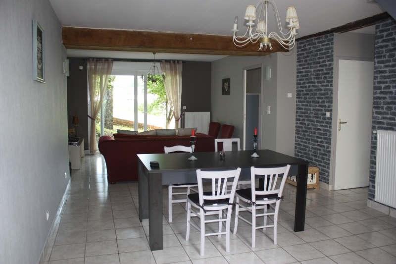 Vente maison / villa St pardoux la riviere 138900€ - Photo 7