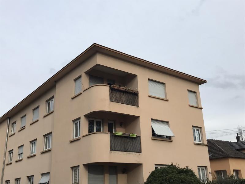 Vente appartement Colmar 168000€ - Photo 1