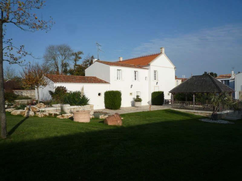 Vente de prestige maison / villa Cire d aunis 574750€ - Photo 1