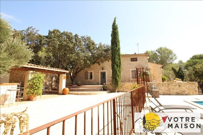 Deluxe sale house / villa Lançon-provence 840000€ - Picture 1