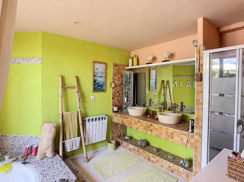 Verkoop  huis Rochefort du gard 455000€ - Foto 10