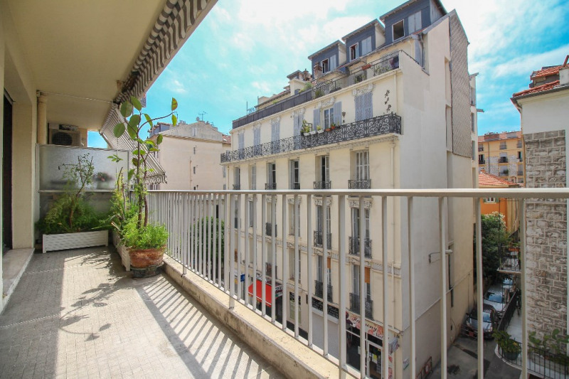 Vente appartement Nice 495 000€ - Photo 1