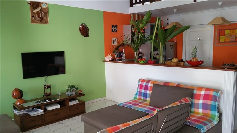 Deluxe sale apartment St francois 225 000€ - Picture 2