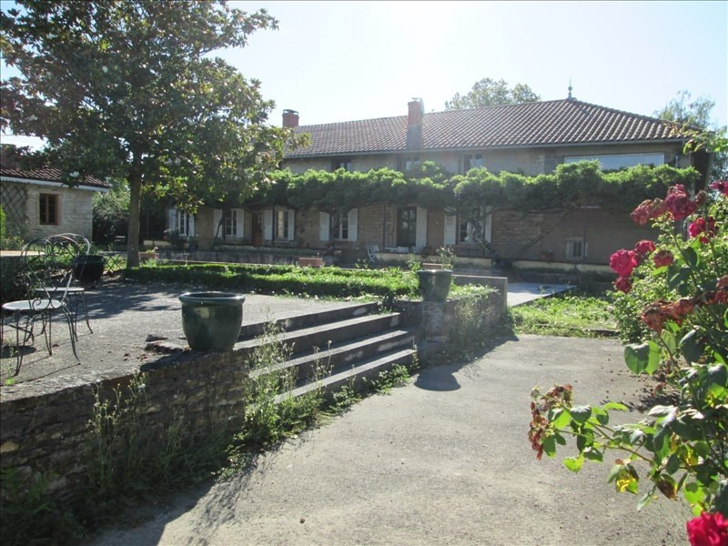 Vente maison / villa Pont de vaux 360000€ - Photo 1
