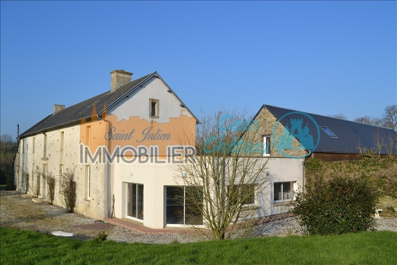 Sale house / villa Villers bocage 496900€ - Picture 1