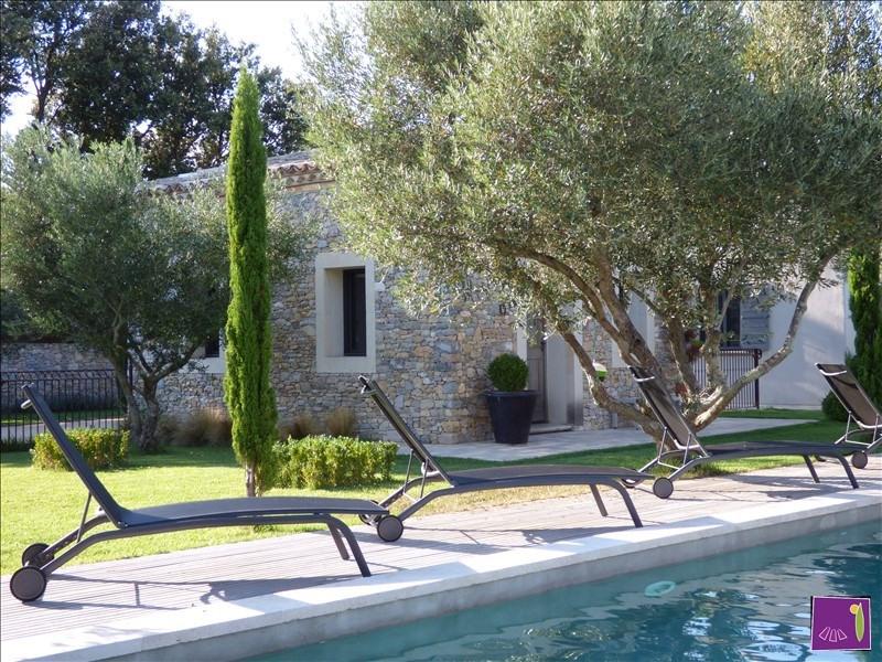 Vente de prestige maison / villa Uzes 1780000€ - Photo 9