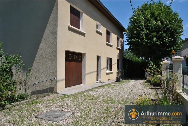 Vente maison / villa Bourgoin jallieu 240000€ - Photo 10