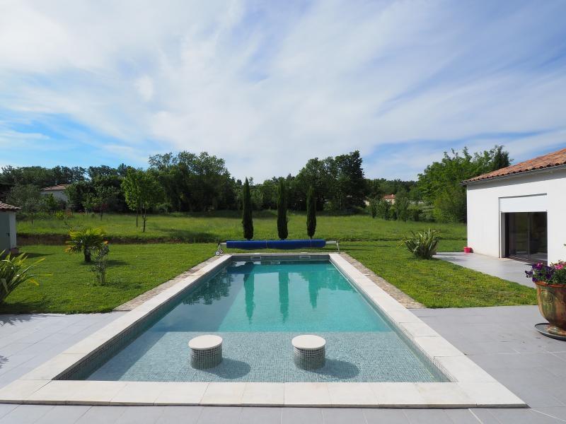 Vente maison / villa Lussan 442000€ - Photo 2