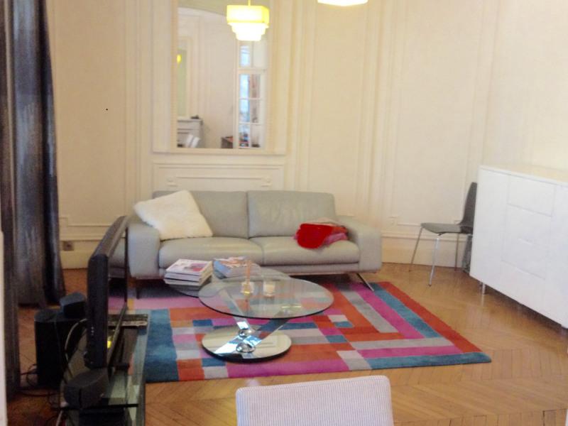 Rental apartment Paris 16ème 2499€ CC - Picture 2