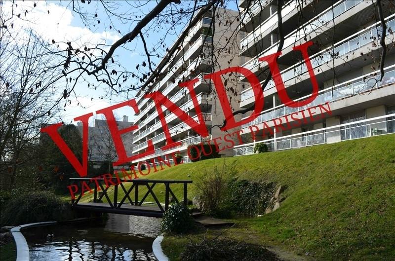 Vente appartement Le pecq 420000€ - Photo 1
