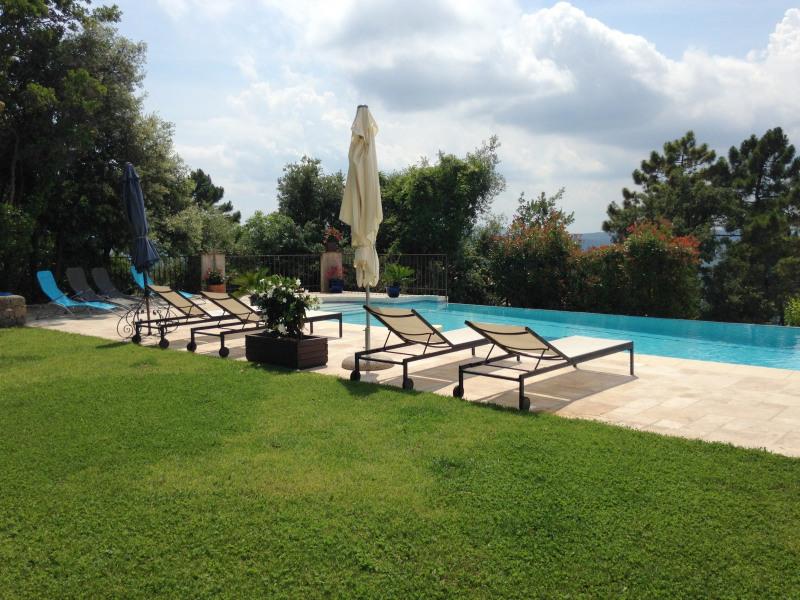 Venta de prestigio  casa Montauroux 845000€ - Fotografía 5