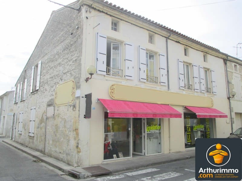 Investment property building Matha 159 750€ - Picture 1