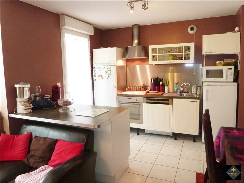 Sale apartment Pont de cheruy 156 000€ - Picture 4