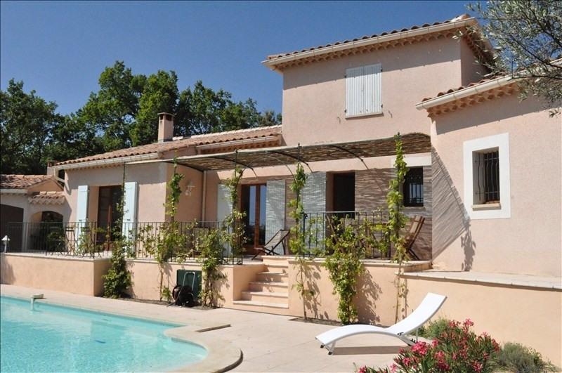 Vente maison / villa Malemort du comtat 518000€ - Photo 1