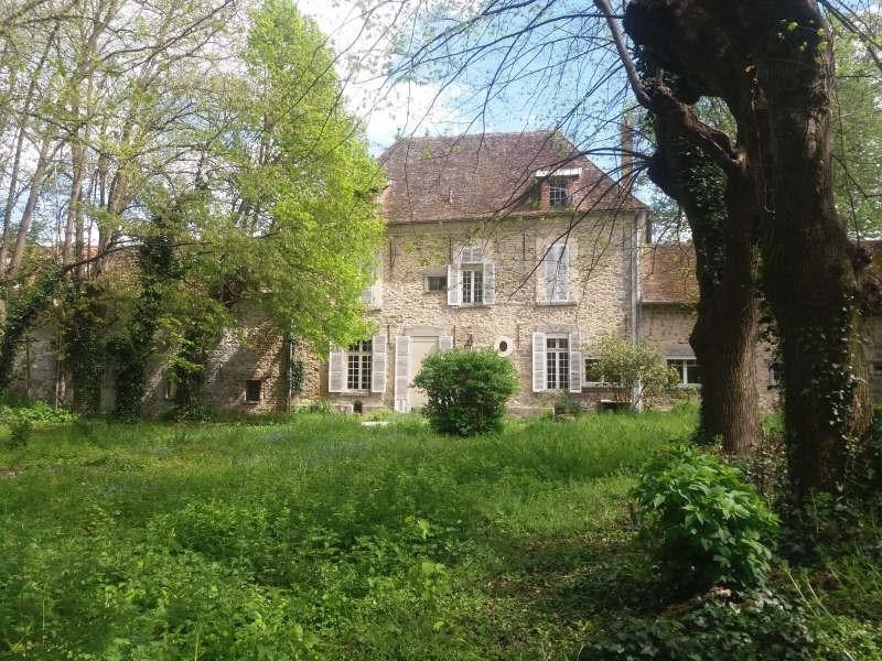 Vente de prestige maison / villa Chailly en biere 655000€ - Photo 1