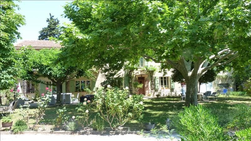Sale house / villa Jonquieres 478 000€ - Picture 1