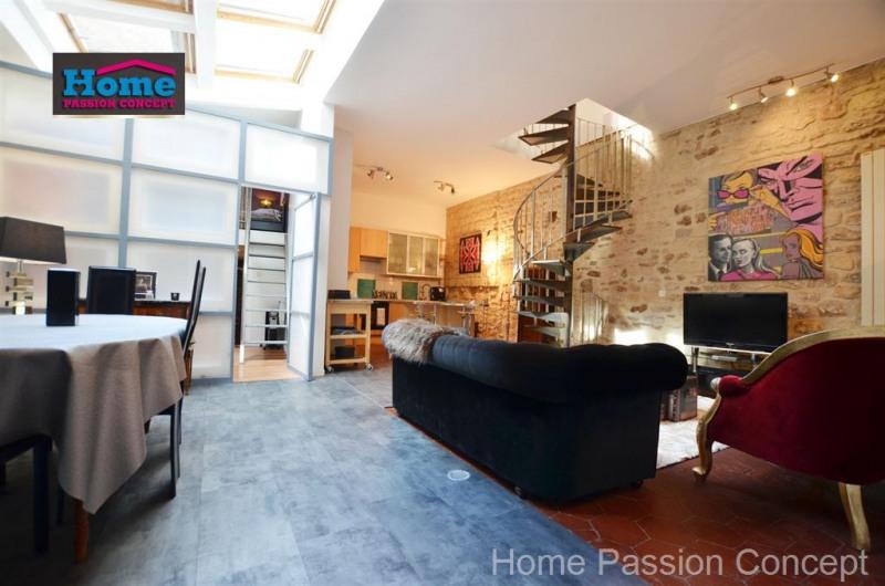 Sale apartment Nanterre 550000€ - Picture 1