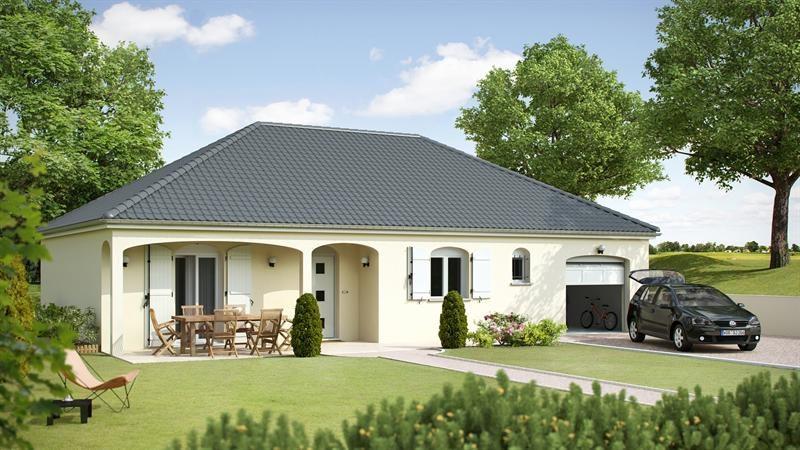 Maison  5 pièces + Terrain 690 m² Saint-Claude-de-Diray par babeau seguin