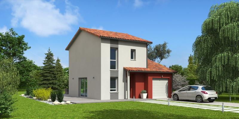 Maison  4 pièces + Terrain 476 m² Saint Genis les Ollieres par NATILIA LYON