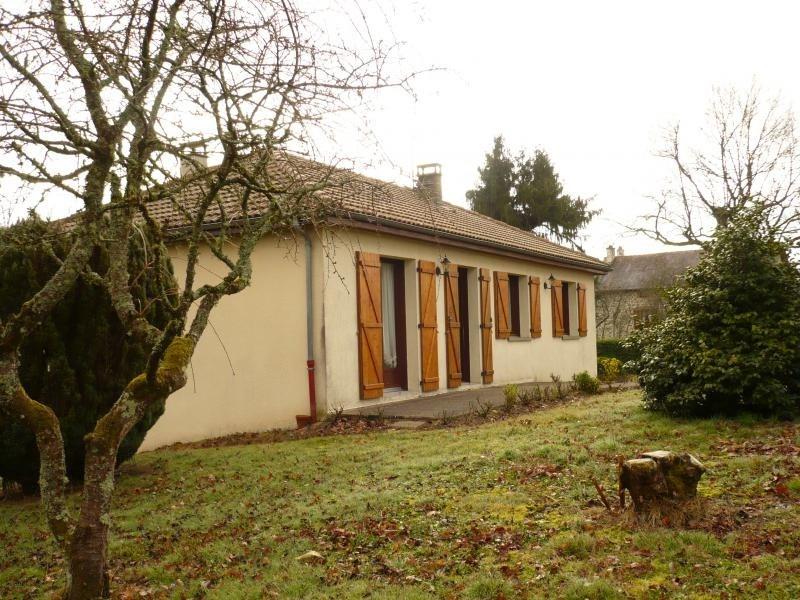 Sale house / villa Ladignac le long 128000€ - Picture 2