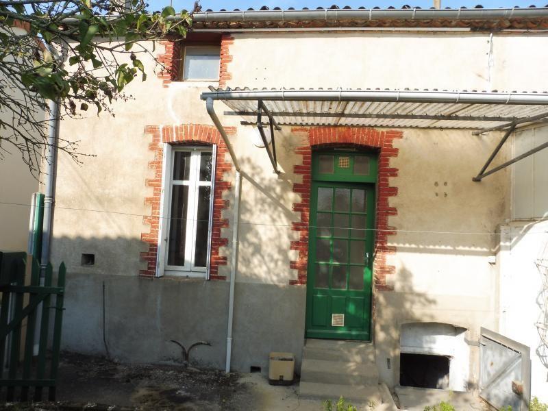Vente maison / villa St macaire en mauges 80940€ - Photo 1