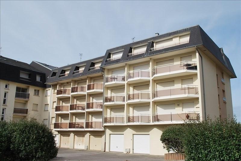 Vente appartement Fort mahon plage 129500€ - Photo 1