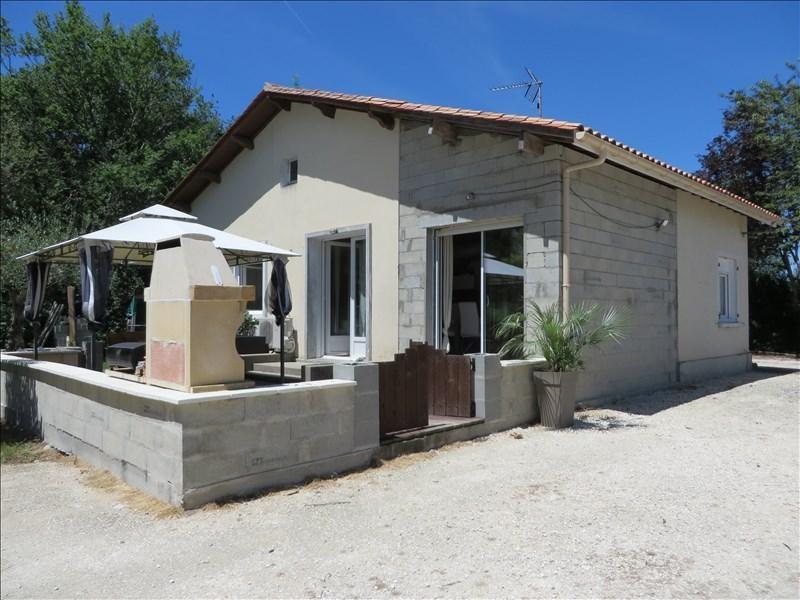 Sale house / villa Menesplet 122000€ - Picture 6