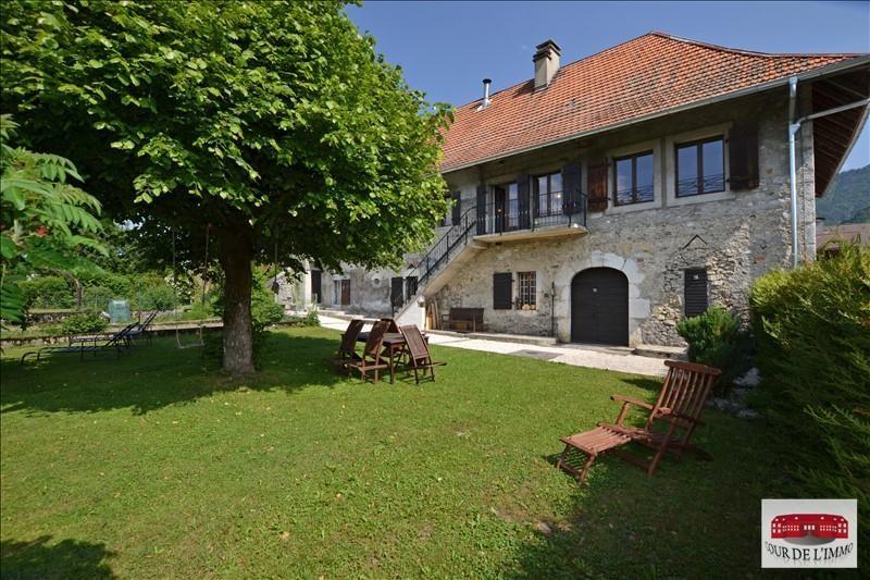 Vente de prestige maison / villa Taninges 610000€ - Photo 2