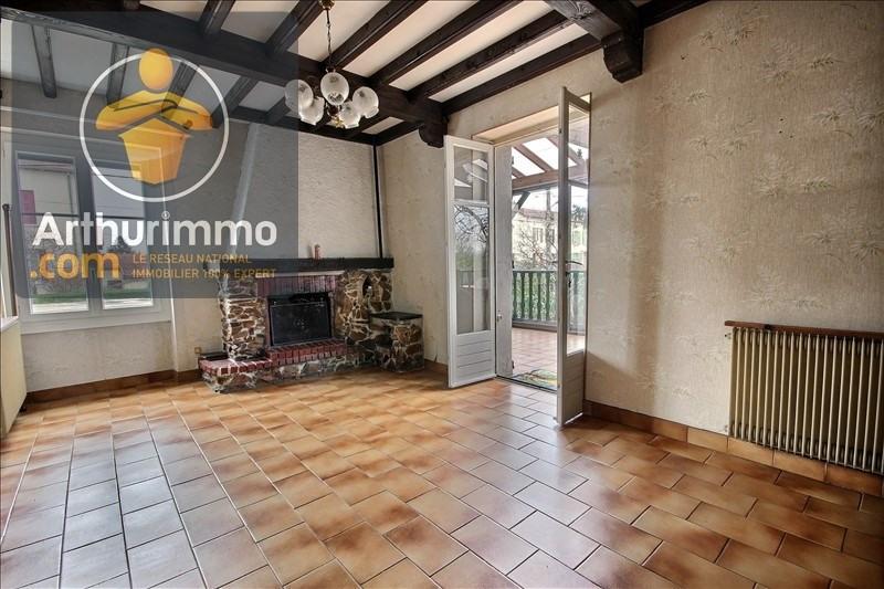 Vente maison / villa Montrond les bains 135000€ - Photo 2