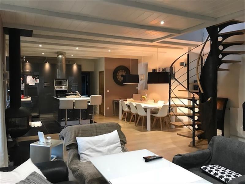 Sale house / villa Aix les bains 520000€ - Picture 2