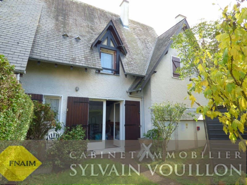 Revenda casa Villers sur mer 143000€ - Fotografia 1