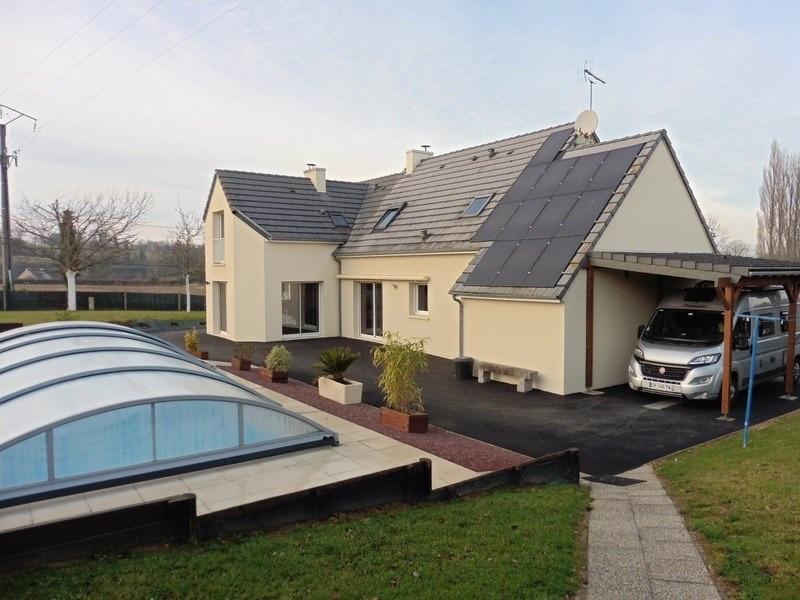 Vente maison / villa Cerences 277900€ - Photo 7