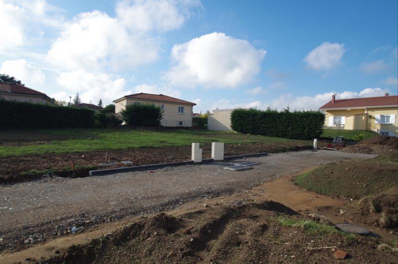 Vente terrain Grézieu-la-varenne 175000€ - Photo 1