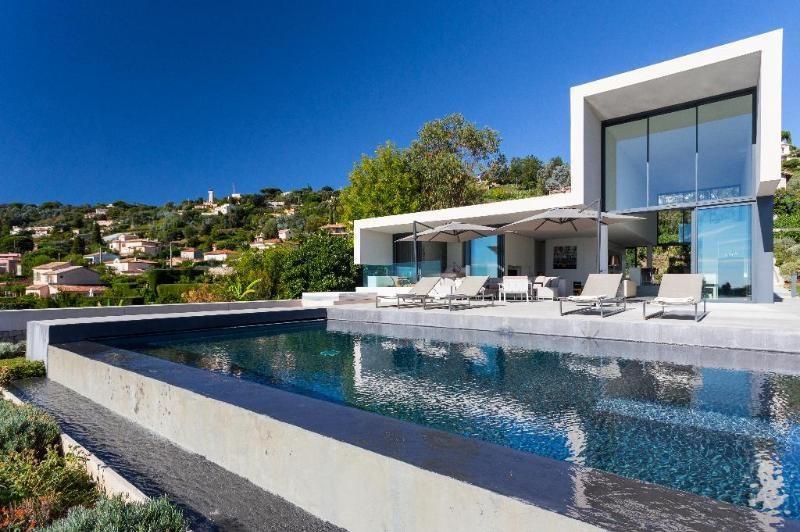 Verhuren vakantie  huis Le golfe juan 7500€ - Foto 1