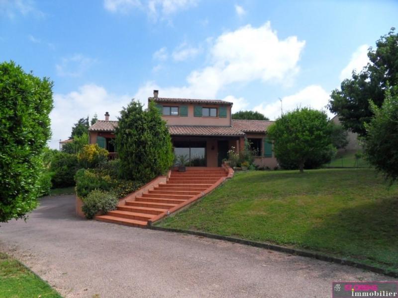 Deluxe sale house / villa Quint-fonsegrives 6 minutes 493000€ - Picture 11