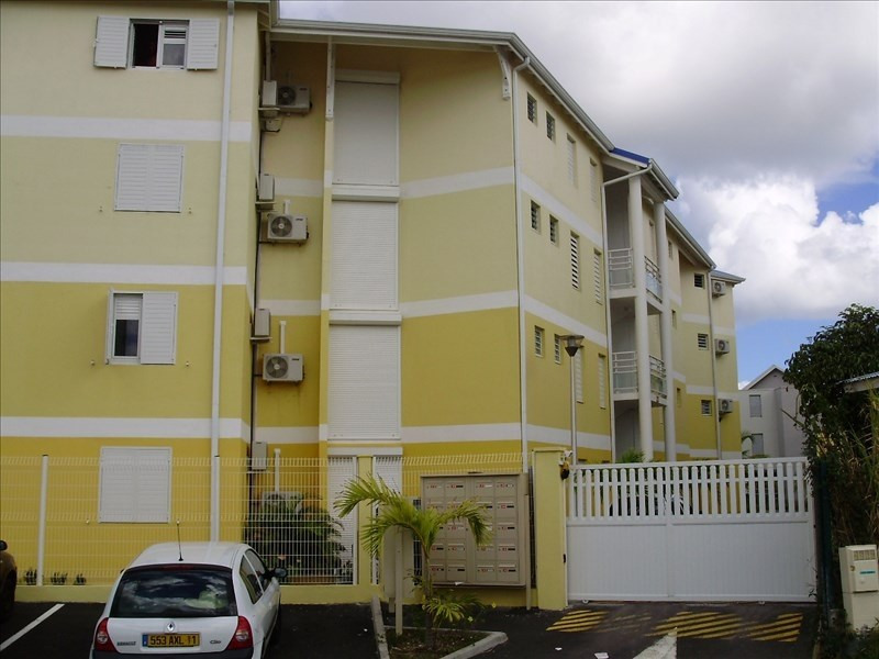 Investment property apartment Baie mahault 97000€ - Picture 1