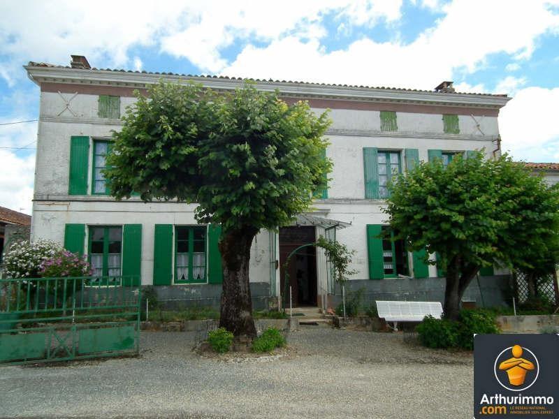 Sale house / villa Matha 119280€ - Picture 1