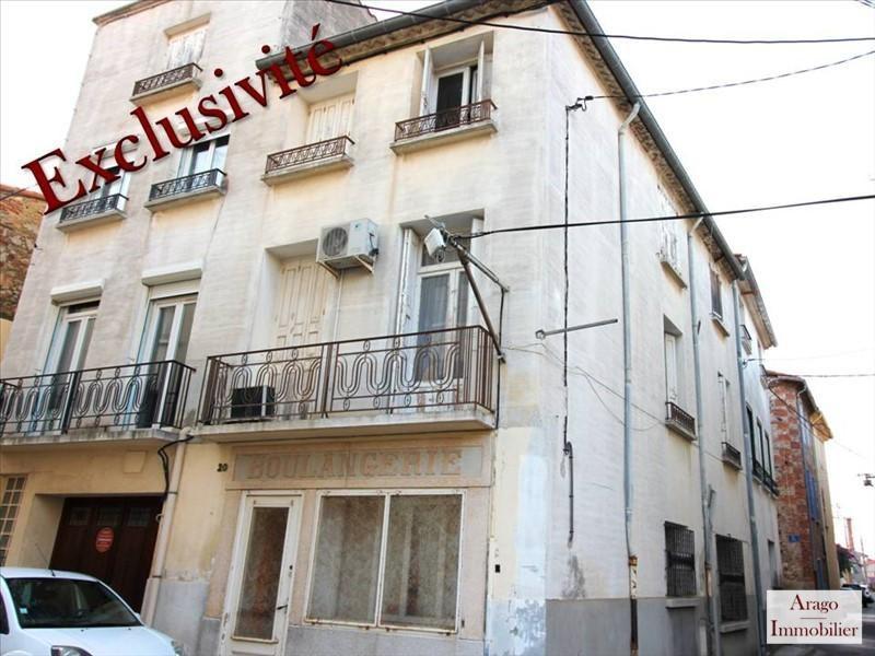 Vente maison / villa Rivesaltes 75800€ - Photo 1