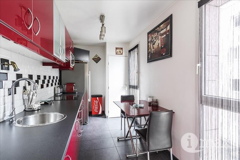 Sale apartment Levallois perret 399 000€ - Picture 2