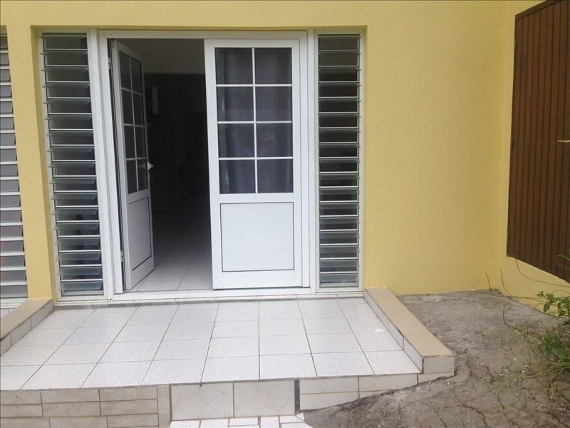 Rental apartment Pointe noire 550€ CC - Picture 1