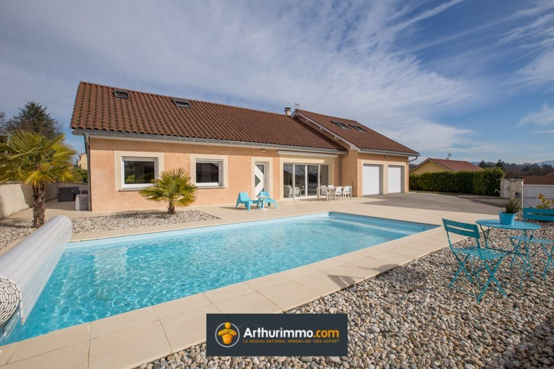 Vente maison / villa St chef 375 000€ - Photo 1