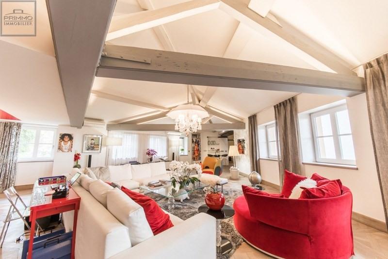 Vente de prestige appartement Lyon 5ème 1475000€ - Photo 1